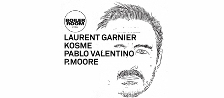 Laurent Garnier Boiler Room