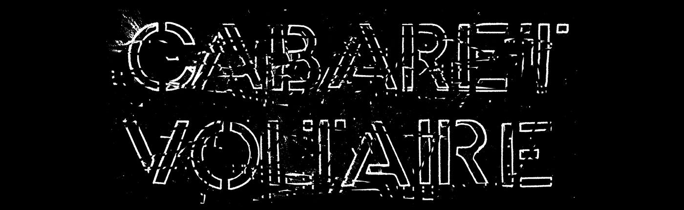 cabaret voltaire live show booking